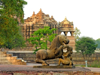 Photo Credit:  Dennis Jarvis  India-5695 - Khajuraho Monuments