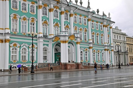 Photo Credit:  Dennis Jarvis -Russia_2752 - Hermitage and Winter Palace