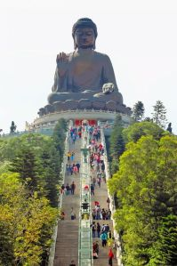Tien Tan Budda - Hong Kong from Pintrest. exploitrip.com