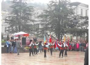 Festival in the main square