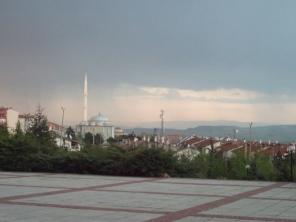 Kastamonu hill